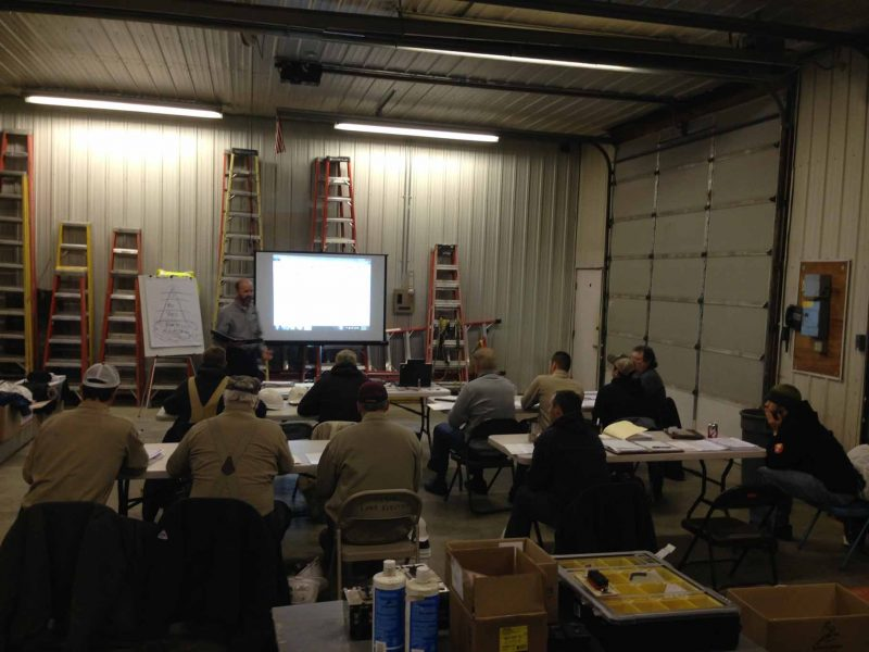 Cedar Lake Electric Safety Training